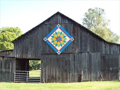 Barn Quilts and the American Quilt Trail Movement - Ohio