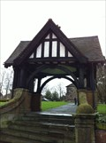 Image for The Lych Gate War Memorial - Wellington, Telford, Shropshire