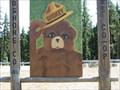 Image for Smokey Bear, Thompson Pass, Idaho
