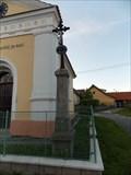 Image for Kríž u kaple sv. Václava - Tchorovice, okres Strakonice, CZ