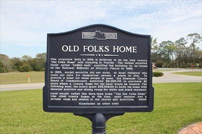 Image result for old folks home