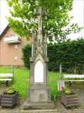 Image for Neo-Gothic sandstone cross in Flerzheim- NRW / Germany