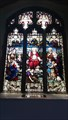 Image for Stained Glass Windows - St Mary - Mendlesham, Suffolk