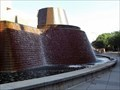 Image for UTA Walkover Fountain - Arlington, TX