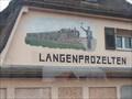 Image for Train and Conductor - Langenprozelten/Gemünden / Bayern/ Deutschland