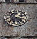 Image for Church Clock - Holy Cross church - Byfield, Northamptonshire