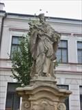 Image for St. John of Nepomuk // sv. Jan Nepomucký - Dolni Cermná, Czech Republic