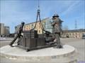 "Image for ""Landed"" - Royal Victoria Square, ExCel, London, UK"