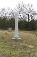 Image for Anderson Obelisk - Keytesville City Cemetery - Keytesville, MO