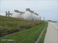 Image for The Deer Island Sewage Treatment Plant - Boston, MA