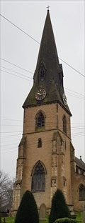 Image for All Saints' Steeple - North Ferriby, East Riding of Yorkshire