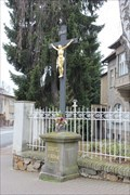 Image for Christian Cross - Kladno, Fr. Kloze, Czechia