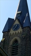 Image for Church Clock St.Willibrord - Plaidt, Rhineland-Palatinte, Germany