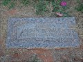 Image for 103 - Jordan Bradford - Trice Hill Cemetery - OKC, OK