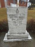 Image for Veterans Memorial - Bewdley, ON