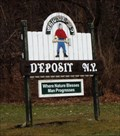 Image for Welcome to Deposit, NY