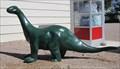 Image for Greenie the Vintage Dinosaur in Delta, Utah