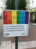 Image for Rainbow Crossing Zone, Hasselt, Limburg, Belgium