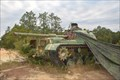 Image for M-48 Patton Tank, Camp Mackall, NC, USA