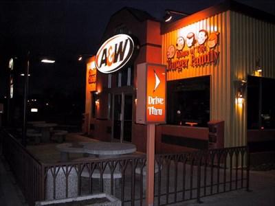 Aw 14th Street Sw Calgary Alberta A W Restaurants On