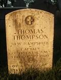 Image for Thomas Thompson - Portsmouth, NH