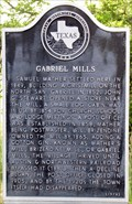 Image for Gabriel Mills