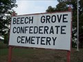 Image for Beech Grove Confederate Cemetery