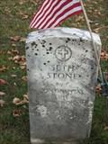 Image for Seth Stone - Eastside Cemetery - Afton, NY