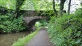Image for Arch Bridge 29 Over The Peak Forest Canal - New Mills, UK