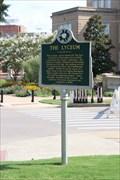 Image for Lyceum -- University of Mississippi, Oxford MS