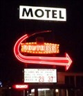 Image for Route 66 Motel - Neon Marquee - Kingman, Arizona, USA.