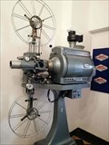 Image for Movie Projector - Kino Waldhorn - Rottenburg, Germany, BW