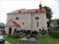 Image for kostel sv. Ondreje - Bezdekov, Hradište, okres Plzen-jih, CZ