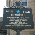 Image for Blue Star Memorial - Nicholas Co. Courthouse, Summersville, WV