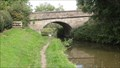 Image for Stone Bridge 66 Over The Macclesfield Canal - Congleton, UK