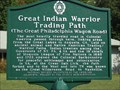 Image for Great Indian Warrior Trading Path - Kingsport, TN