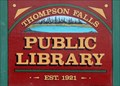 Image for Thompson Falls Library - Thompson Fall, Montana