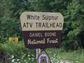 Image for White Sulphur ATV Trial - Salt Lick, KY, US