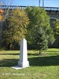 Image for Time Capsule, Obelisk Dedicated to Masons - Canton, MA