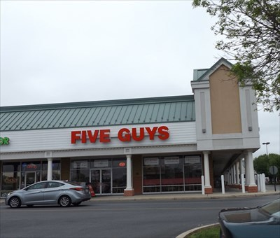 Five Guys - Eastern Blvd N  - Hagerstown, MD - Burger Shops
