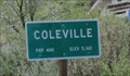 Image for Coleville, CA - 5,160 Ft
