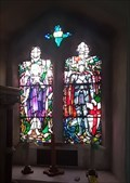 Image for Memorial Window - All Saints - Newtown Linford, Leicestershire
