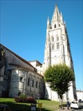 Image for Chemins de Saint-Jacques-de-Compostelle en France - Eglise Saint-Eutrope, Saintes ID=868-065