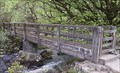 Image for River Taw Footbridge, Belstone, North Dartmoor, Devon UK