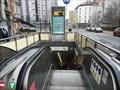 Image for Porte de Hal (métro de Bruxelles) - Saint-Gilles (Bruxelles-Capitale), Belgique