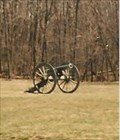 Image for 12 pound Napoleon - Gun # 372 - Pea Ridge National Battlefield, AR