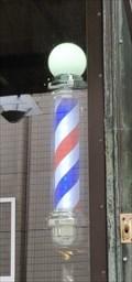 Image for Pole at Dick Johnson Barber Shop, Turku - Finland