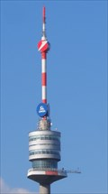 Image for Danube Tower Revolving Restaurants  -  Vienna, Austria
