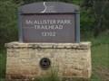 Image for McAllister Park Trailhead - San Antonio, TX