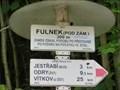 Image for Elevation Sign - Fulnek.300m